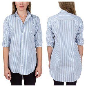 FRANK and EILEEN Grayson Classic Stripe Shirt